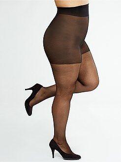 Damesmode grote maten Panty Comodo Curvy voor +-sizes van 'Sanpellegrino' 20D
