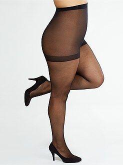 Damesmode grote maten Panty Supermaxi van 'Sanpellegrino' 20D