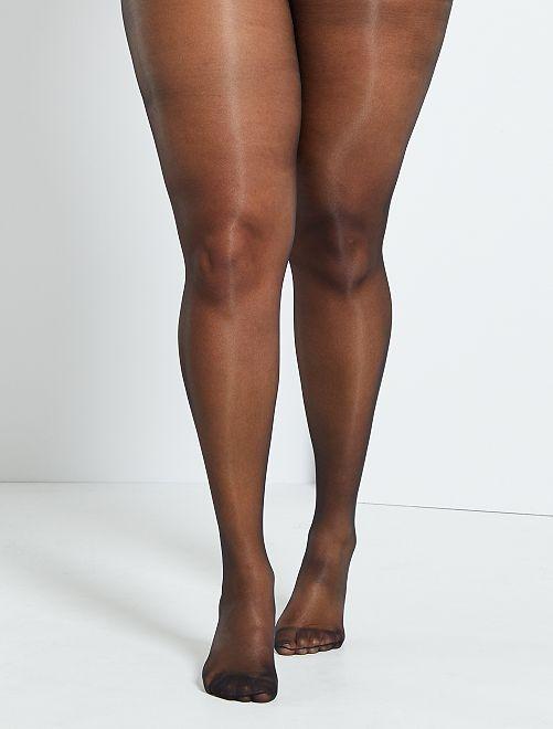 Panty Vitality Dinamica 20D 'Sanpellegrino'                             zwart