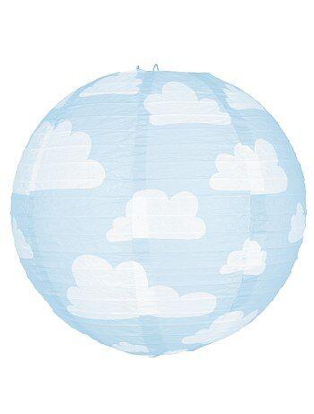 Versiering, Animatie - Papieren lampion met wolken - Kiabi