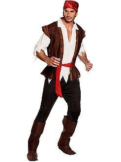 Heren Piratenkostuum