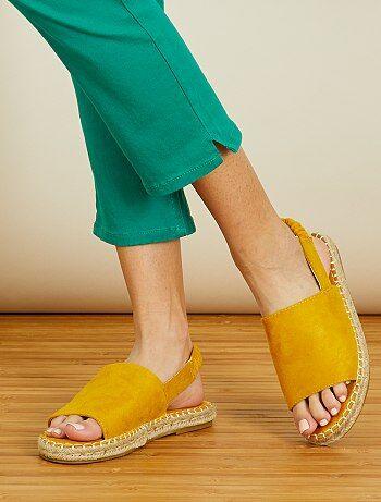 Platte menorquinas-sandalen - Kiabi