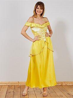 Dames verkleedkleding - Prinsessenkostuum