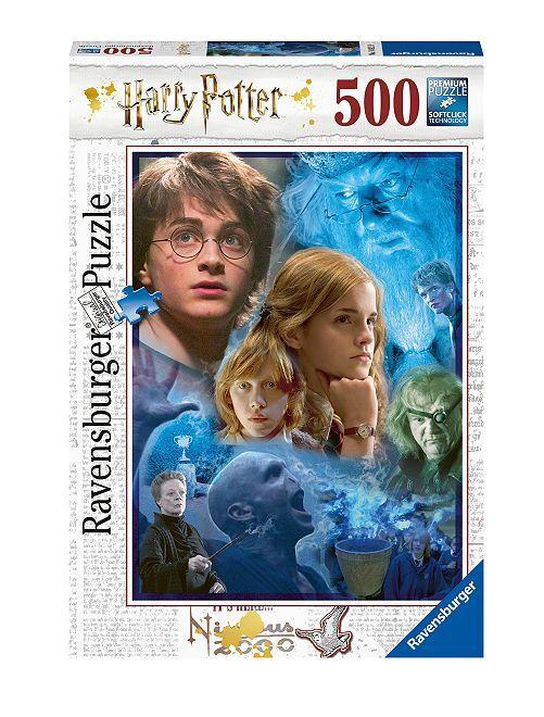 Puzzel 500 stukken 'Harry Potter'                             meerkleurig