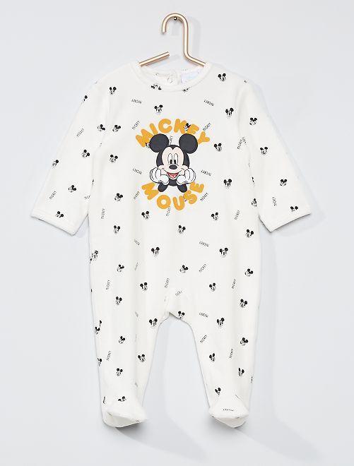 Pyjama 'Mickey' van 'Disney'                                                                                         mickey
