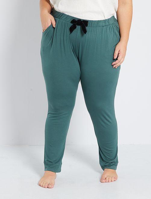 Pyjamabroek                                         GROEN