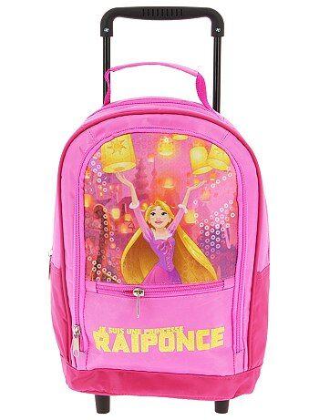 'Rapunzel' rugzak met wieltjes - Kiabi