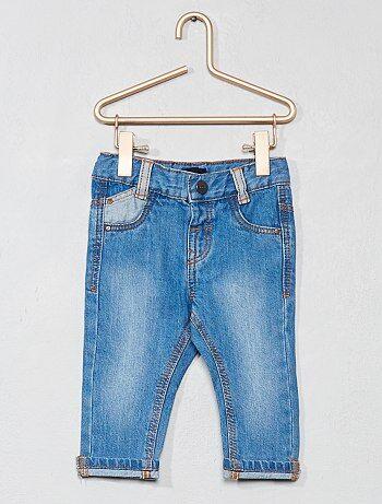 Rechte denim jeans - Kiabi