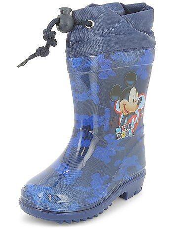 Regenlaarzen van 'Mickey Mouse' van 'Disney' - Kiabi