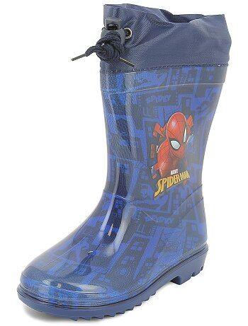Regenlaarzen van 'Spider-Man' - Kiabi