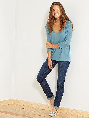Regular fit jeans, lengtemaat 34 - Kiabi