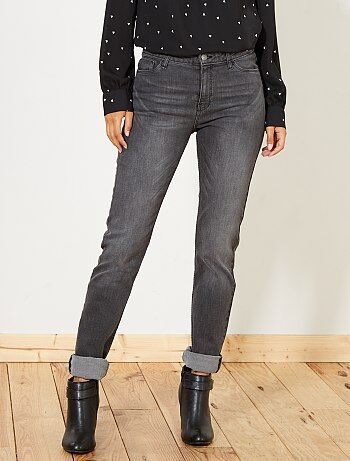 Regular fit jeans, lengtemaat 34 - Kiabi