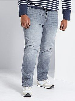 Jeans - Regular five-pocket jeans - Kiabi