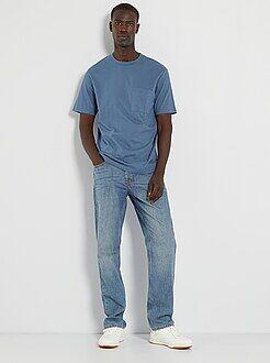 Regular five-pocket jeans - Kiabi