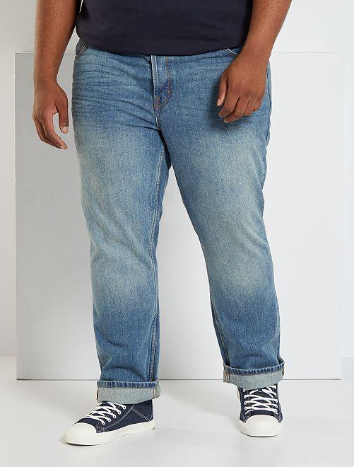 Regular five-pocket jeans                                                                             steen