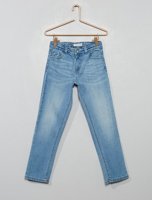 Regular jeans                                                     BLAUW