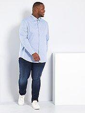 Jeans heren herenkleding altijd tegen lage prijzen | Kiabi
