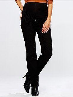 Regular jeans met broekband