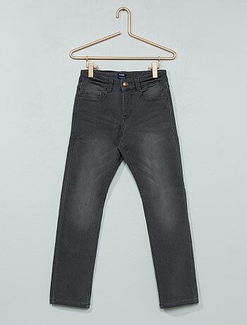Regular jeans met een verwassen effect - Kiabi