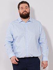 Regular overhemd van oxfordkatoen