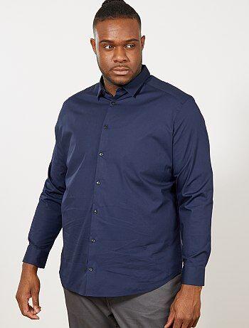 Maat Overhemd Man.Overhemd Heren Herenkleding Kiabi