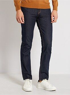 Jeans - Regular raw jeans