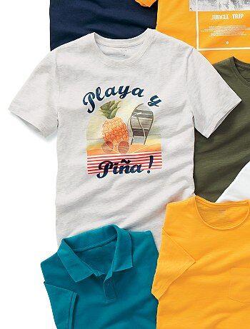 Regular T-shirt met print - Kiabi