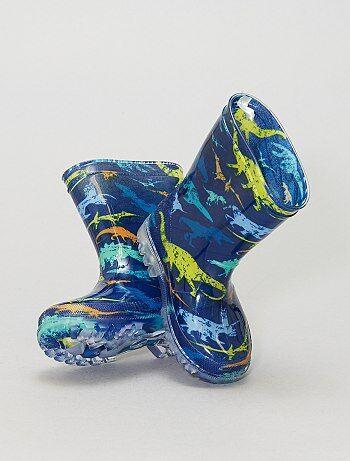 Rubberen lichtgevende laarzen - Kiabi
