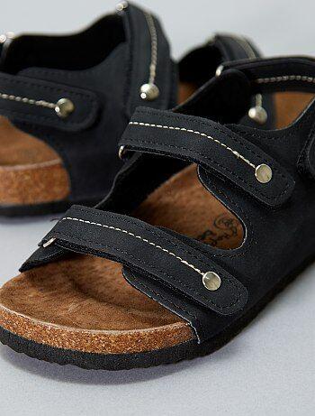 Sandalen van suède - Kiabi