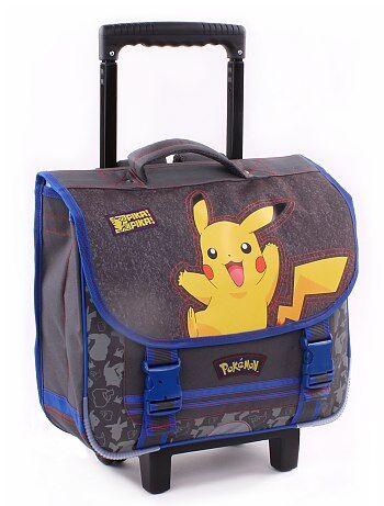 Schooltas met wieltjes van 'Pikachu' van 'Pokemon' - Kiabi