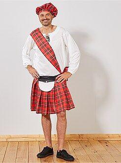 Heren Schots verkleedkostuum