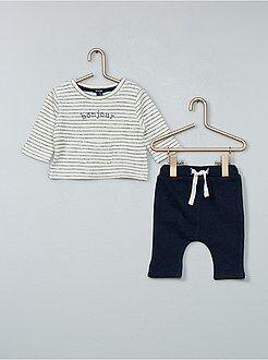 Set bestaande uit broek en sweater - Kiabi