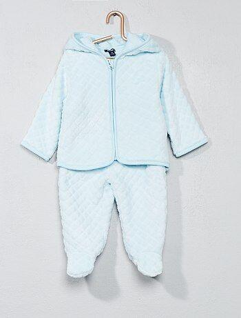 Jongen 0-36 maanden - Set met een sweater en een broek - Kiabi