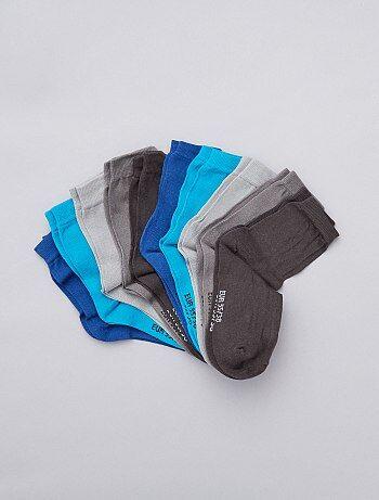 Set van 10 paar sokken - Kiabi