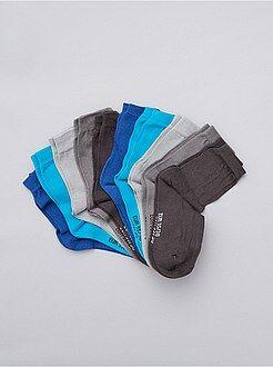 Sokken - Set van 10 paar sokken - Kiabi