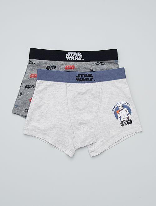 Set van 2 boxershorts 'Star Wars'                             ZWART