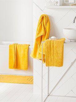 Set van 2 handdoeken van 30 x 50 cm - Kiabi