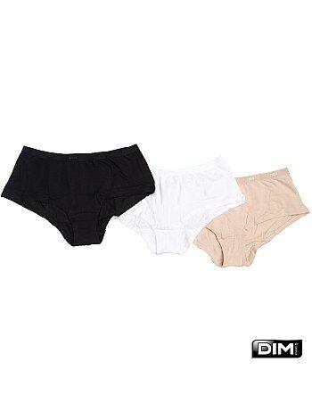 Set van 3 Boxers 'Les Pockets' van DIM - Kiabi