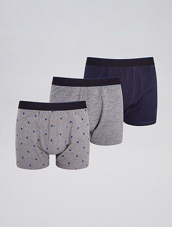 Set van 3 boxershorts - Kiabi