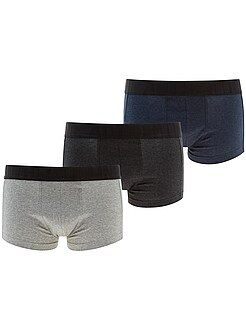Ondergoed - Set van 3 korte boxershorts