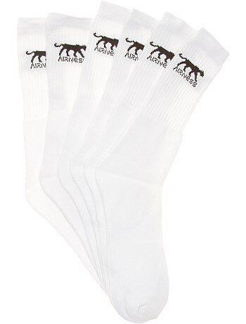 Set van 3 paar sokken van 'Airness' - Kiabi