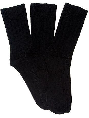 Set van 3 paar sokken - Kiabi