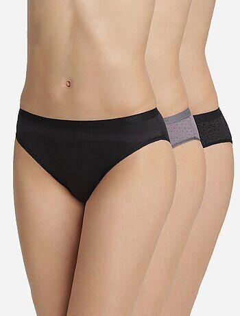 Set van 3 slips 'Les Pockets' van DIM - Kiabi