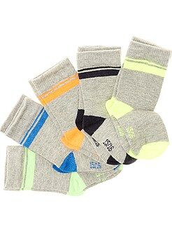 Sokken, maillot - Set van 5 paar sokken