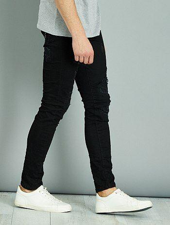 Skinny destroy jeans - Kiabi