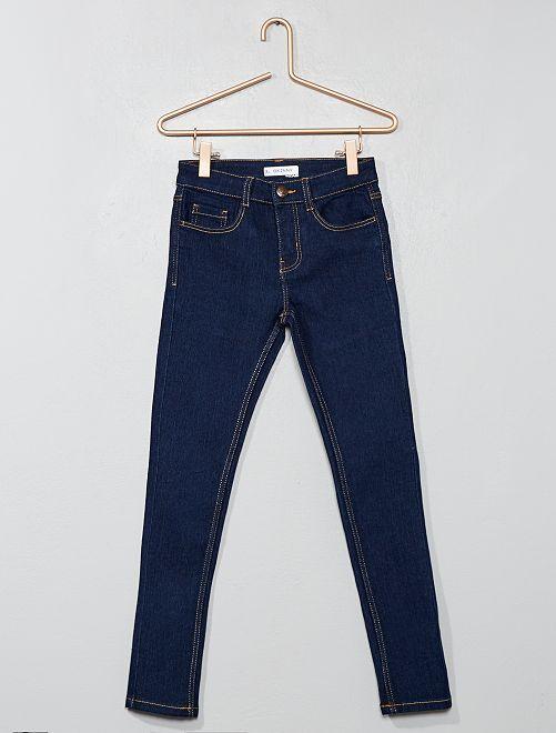 Skinny jeans                                         BLAUW Kinderkleding jongens