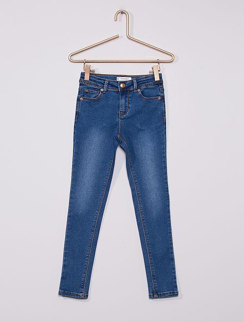 Skinny jeans 'Ecodesign'                                                     BLAUW