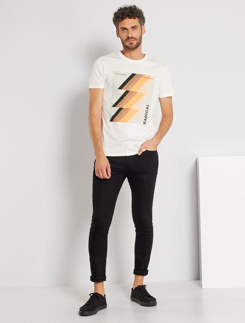 Skinny jeans L30                                                                 ZWART
