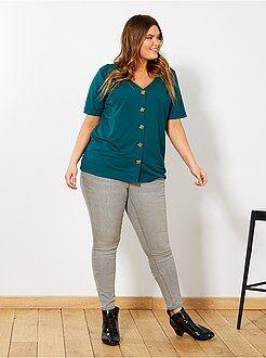 Jeans - Skinny jeans met push-up-effect