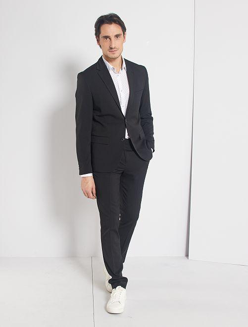 Skinny kostuumbroek                                         zwart